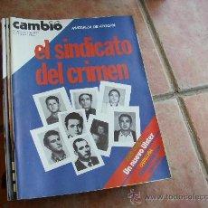 Colecionismo da Revista Cambio 16: CAMBIO 16, MARZO . 77, NÚM 276, LA MATANZA DE ATOCHA.. Lote 27663348
