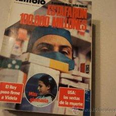 Collectionnisme de Magazine Cambio 16: REVISTA CAMBIO 16; Nº 366; 10 DE DICIEMBRE DE 1978 (ESTAFARON 100.000 MILLONES)). Lote 29169019