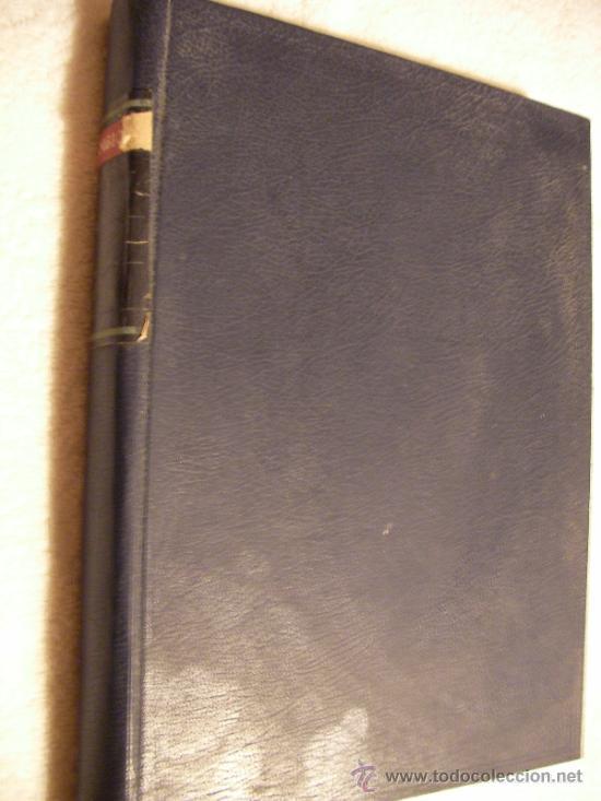 TOMO ENCUADERNADO CON ANTIGUOS NUMEROS DEL 586 AL 592 DE CAMBIO 16 (Coleccionismo - Revistas y Periódicos Modernos (a partir de 1.940) - Revista Cambio 16)