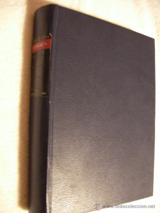 TOMO ENCUADERNADO CON ANTIGUOS NUMEROS DEL 650 AL 667 DE CAMBIO 16 (Coleccionismo - Revistas y Periódicos Modernos (a partir de 1.940) - Revista Cambio 16)