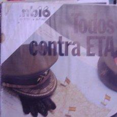 Coleccionismo de Revista Cambio 16: CAMBIO 16, MARZO DE 1981. Lote 35380258