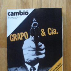 Coleccionismo de Revista Cambio 16: REVISTA CAMBIO 16, FEBRERO 1977, NUMERO 271. Lote 47017633