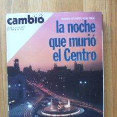 Coleccionismo de Revista Cambio 16: REVISTA CAMBIO 16, MAYO 1977, NUMERO 284. Lote 47018232