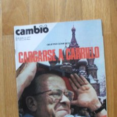 Coleccionismo de Revista Cambio 16: REVISTA CAMBIO 16, JULIO 1977, NUMERO 291. Lote 47018481