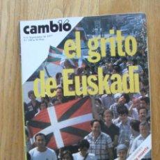 Coleccionismo de Revista Cambio 16: REVISTA CAMBIO 16, SEPTIEMBRE 1977, NUMERO 300. Lote 47018927