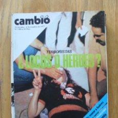 Coleccionismo de Revista Cambio 16: REVISTA CAMBIO 16, OCTUBRE 1977, NUMERO 308. Lote 47019353