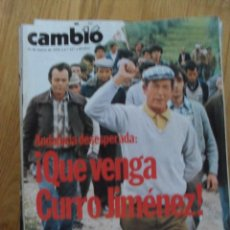 Coleccionismo de Revista Cambio 16: REVISTA CAMBIO 16, MARZO 1978, NUMERO 327. Lote 47023306