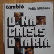 Coleccionismo de Revista Cambio 16: REVISTA CAMBIO 16, MAYO 1978, NUMERO 336. Lote 47023670