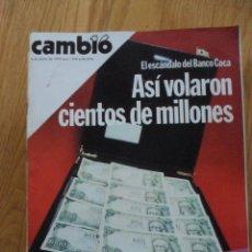 Coleccionismo de Revista Cambio 16: REVISTA CAMBIO 16, JUNIO 1978, NUMERO 339. Lote 47023753