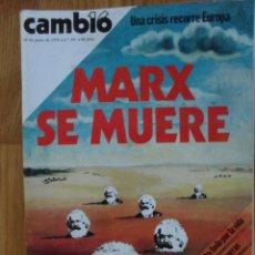 Coleccionismo de Revista Cambio 16: REVISTA CAMBIO 16, JUNIO 1978, NUMERO 341. Lote 47023830