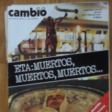 Coleccionismo de Revista Cambio 16: REVISTA CAMBIO 16, JULIO 1978, NUMERO 344. Lote 47025892