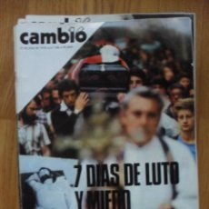 Coleccionismo de Revista Cambio 16: REVISTA CAMBIO 16, JULIO 1978, NUMERO 346. Lote 47025962