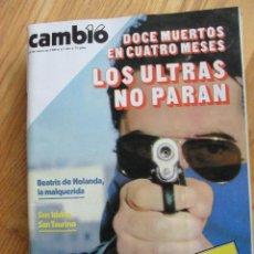 Collectionnisme de Magazine Cambio 16: REVISTA CAMBIO 16, MAYO 1980, NUMERO 441. Lote 47053225