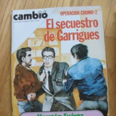 Coleccionismo de Revista Cambio 16: REVISTA CAMBIO 16, OCTUBRE 1980, NUMERO 462. Lote 47053858