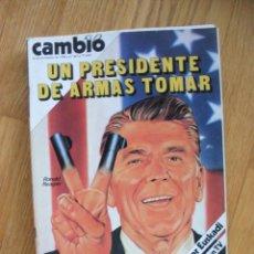 Coleccionismo de Revista Cambio 16: REVISTA CAMBIO 16, NOVIEMBRE 1980, NUMERO 467. Lote 47055447