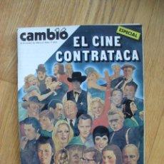 Coleccionismo de Revista Cambio 16: REVISTA CAMBIO 16, OCTUBRE 1980, NUMERO 464. Lote 47055627