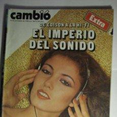 Coleccionismo de Revista Cambio 16: REVISTA CAMBIO16 Nº 469 EXTRA AÑO 1980 - COMO LLEGO SUAREZ A PRESIDENTE - MIRA OTRAS EN MI TIENDA. Lote 48472891