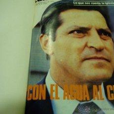 Coleccionismo de Revista Cambio 16: CAMBIO 16- 1977. Lote 50317954
