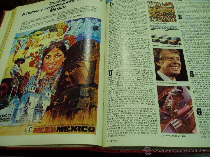 Coleccionismo de Revista Cambio 16: CAMBIO 16- 1977 - Foto 2 - 50317954