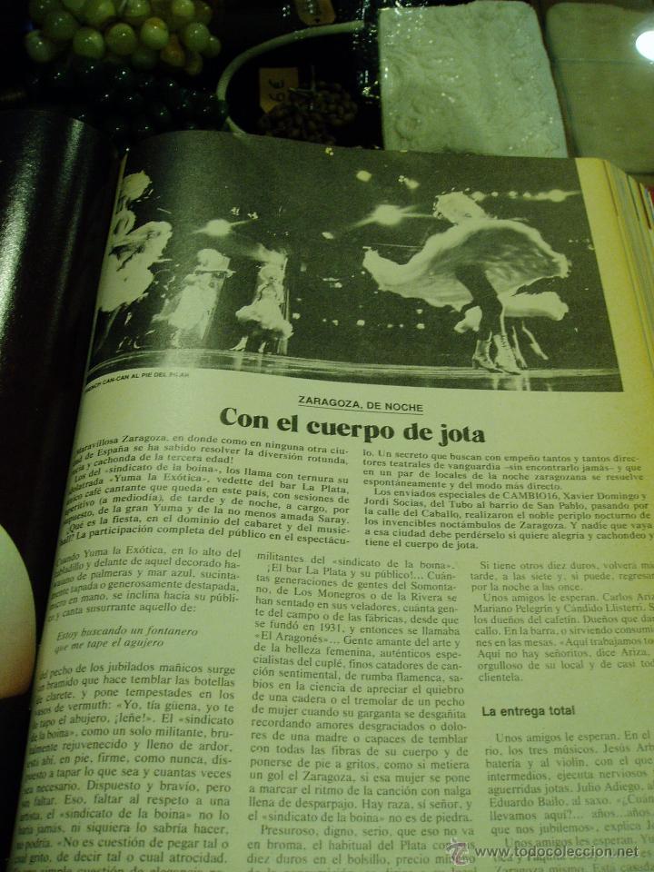 Coleccionismo de Revista Cambio 16: CAMBIO 16- 1977 - Foto 4 - 50317954