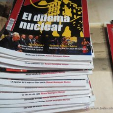 Coleccionismo de Revista Cambio 16: LOTE DE 34 REVISTAS CAMBIO 16 AÑO 2012.. Lote 50464834