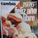 Coleccionismo de Revista Cambio 16: LOTE REVISTA CAMBIO 16. Lote 52017865
