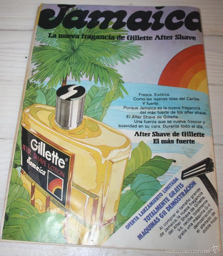 Coleccionismo de Revista Cambio 16: Cambio 16 Que no, Que no. nº 238 - Transición democracia - Foto 4 - 57440847
