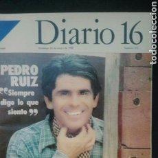 Coleccionismo de Revista Cambio 16: CAMBIO 16 26 DE MAYO DE 1985. Lote 64341325