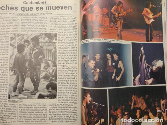 Coleccionismo de Revista Cambio 16: CAMBIO 16 ,Nº 566 , AÑO 1982 - EL TRIUNFO DE LA DEMOCRACIA -ETA -SUAREZ Y CARRILLO -BEIRUT -USA - Foto 6 - 70722449