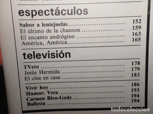 Coleccionismo de Revista Cambio 16: REVISTA CAMBIO 16 ,Nº 626 AÑO 1983 - ETA ,OBJETIVO MATAR A FELIPE -REAGAN -GUERRA AL GASTO -RUMASA - Foto 5 - 70915273