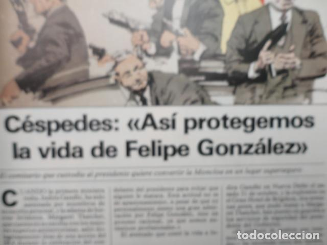 Coleccionismo de Revista Cambio 16: REVISTA DIARIO 16 ,Nº 676 AÑO 1984 - RECONVERSION -ETA -LA OTAN -PSOE ,CORRUPCIONES -PAUL McCARTNEY - Foto 10 - 99730784