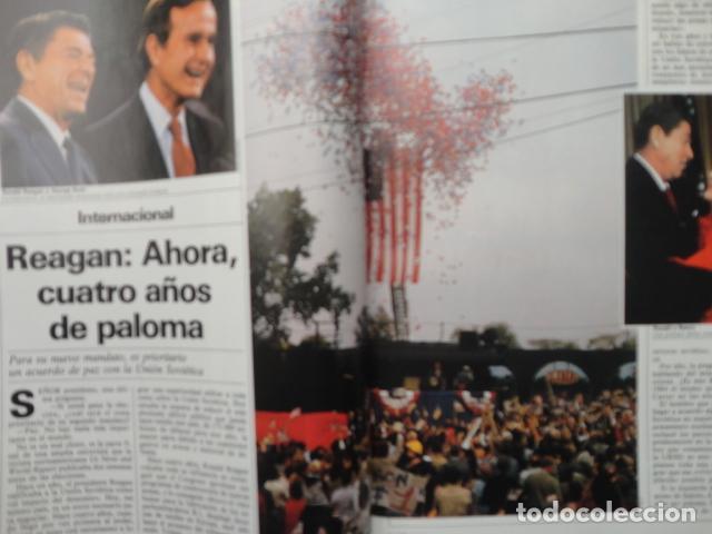 Coleccionismo de Revista Cambio 16: REVISTA DIARIO 16 ,Nº 676 AÑO 1984 - RECONVERSION -ETA -LA OTAN -PSOE ,CORRUPCIONES -PAUL McCARTNEY - Foto 12 - 99730784