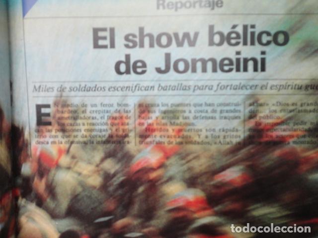 Coleccionismo de Revista Cambio 16: REVISTA DIARIO 16 ,Nº 676 AÑO 1984 - RECONVERSION -ETA -LA OTAN -PSOE ,CORRUPCIONES -PAUL McCARTNEY - Foto 13 - 99730784