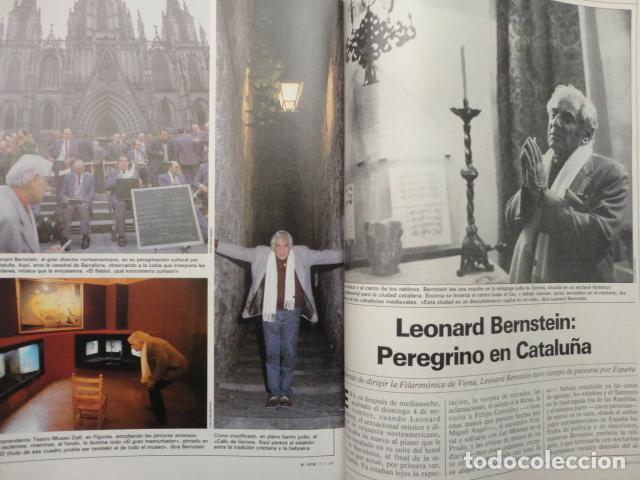 Coleccionismo de Revista Cambio 16: REVISTA DIARIO 16 ,Nº 676 AÑO 1984 - RECONVERSION -ETA -LA OTAN -PSOE ,CORRUPCIONES -PAUL McCARTNEY - Foto 15 - 99730784