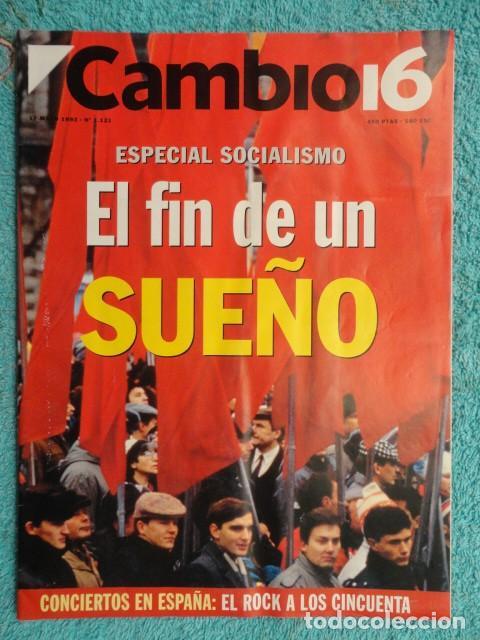 CAMBIO 16,Nº 1121 (1993) EL PARO -FILESA -IMPUESTOS- PRESION FISCAL -MEJOR ESTADO,NO MAS ESTADO-BOSE (Coleccionismo - Revistas y Periódicos Modernos (a partir de 1.940) - Revista Cambio 16)