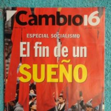 Coleccionismo de Revista Cambio 16: CAMBIO 16,Nº 1121 (1993) EL PARO -FILESA -IMPUESTOS- PRESION FISCAL -MEJOR ESTADO,NO MAS ESTADO-BOSE. Lote 71261559