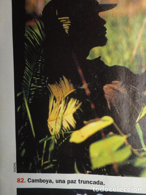 Coleccionismo de Revista Cambio 16: CAMBIO 16,Nº 1121 (1993) EL PARO -FILESA -IMPUESTOS- PRESION FISCAL -MEJOR ESTADO,NO MAS ESTADO-BOSE - Foto 7 - 71261559