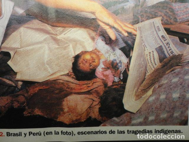 Coleccionismo de Revista Cambio 16: CAMBIO 16 Nº 1137 AÑO 1993 - EL AGOBIO- AZNAR ATACA -PACTAR LA CRISIS --FRAGA -PUJOL -TINA TURNER - Foto 8 - 71286827