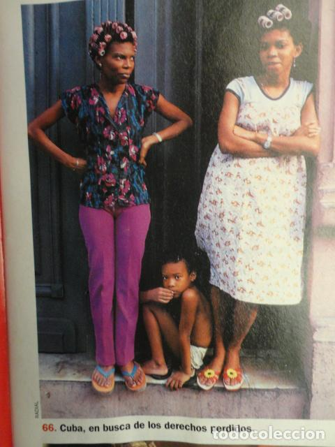 Coleccionismo de Revista Cambio 16: REVISTA CAMBIO 16 Nº 1129 AÑO 1993 -UTOPIAS -SOLCHAGA -RETOS DE FELIPE -CLINTON - CUBA -LOS KURDOS- - Foto 7 - 71387019