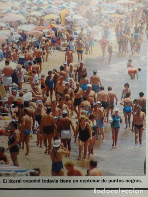 Coleccionismo de Revista Cambio 16: REVISTA CAMBIO 16 ,Nº 1133 ,AÑO 1993 -SUPER LOPEZ -TORRES KIO -CRISIS EN ITALIA -BOSNIA -MARIO CONDE - Foto 8 - 71407019