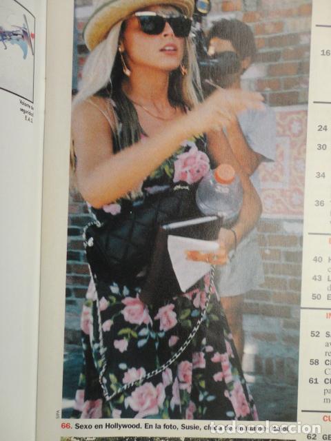 Coleccionismo de Revista Cambio 16: REVISTA CAMBIO 16 ,Nº 1135 AÑO 1.993 -SECUESTROS S.A. -GREENPEACE -BOSNIA -EL DESPERTAR DE CHINA - Foto 7 - 71409259