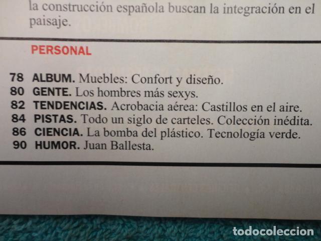 Coleccionismo de Revista Cambio 16: REVISTA CAMBIO 16 ,Nº 1134 AÑO 1993 - EL EJERCITO DEL AÑO 2000 -BARATA LA PESETA -PARLEM CATALA - Foto 6 - 71410747