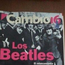 Coleccionismo de Revista Cambio 16: CAMBIO 16. LOS BEATLES N.1138 13 SEPTIEMBRE 1993. Lote 92694030