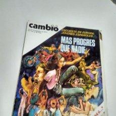 Coleccionismo de Revista Cambio 16: REVISTA CAMBIO 16 NRO 311. 21-27 NOVIEMBRE 1977. Lote 96628615