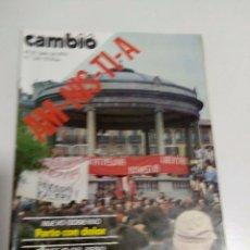 Coleccionismo de Revista Cambio 16: REVISTA CAMBIO 16 NRO 241. 19-25 JULIO 1976. Lote 96628803
