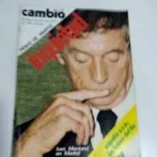 Coleccionismo de Revista Cambio 16: REVISTA CAMBIO 16 NRO 199. 1975. Lote 96628939