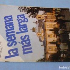 Coleccionismo de Revista Cambio 16: NÚMERO EDITADO EN PLENA AGONIA DE FRANCO. Lote 99400331