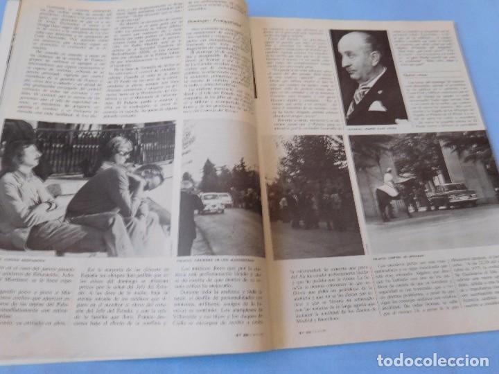 Coleccionismo de Revista Cambio 16: Número editado en plena agonia de Franco - Foto 4 - 99400331