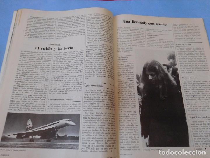 Coleccionismo de Revista Cambio 16: Número editado en plena agonia de Franco - Foto 9 - 99400331