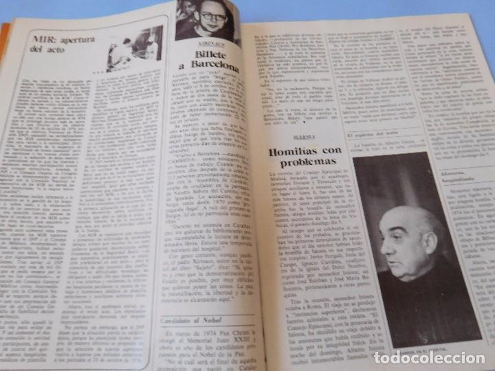Coleccionismo de Revista Cambio 16: DIARIO 16, pre-agonía de Franco, Octubre de 1975 - Foto 3 - 99400547
